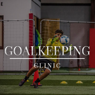 Soccer Goalkeeping Clinics